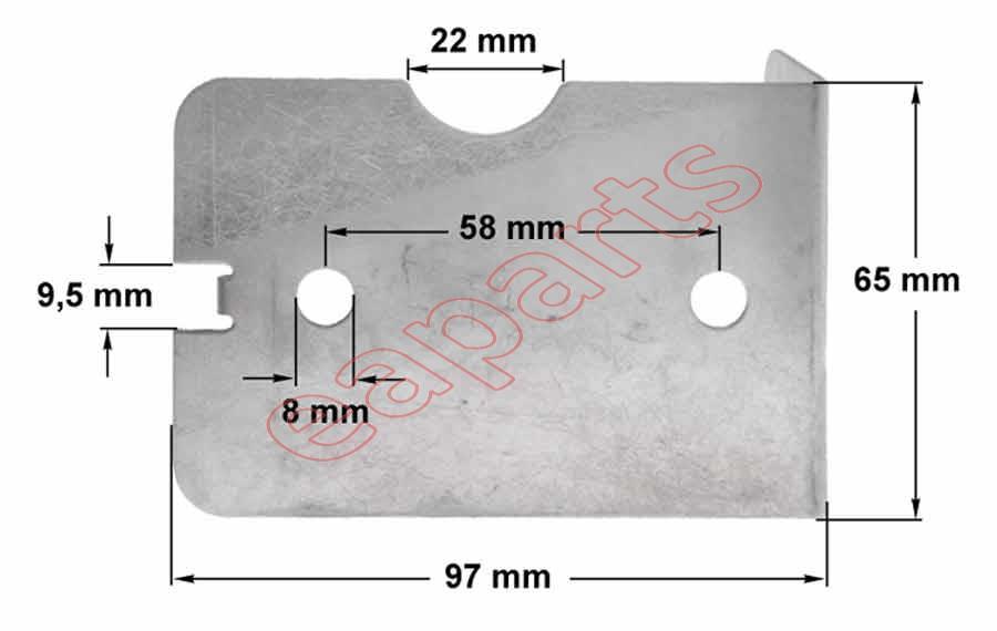 Γωνίες μεταλικές (σετ) για εντοιχισμό πλυντηρίου πιάτων MIELE original ... 94e9d98f6e8