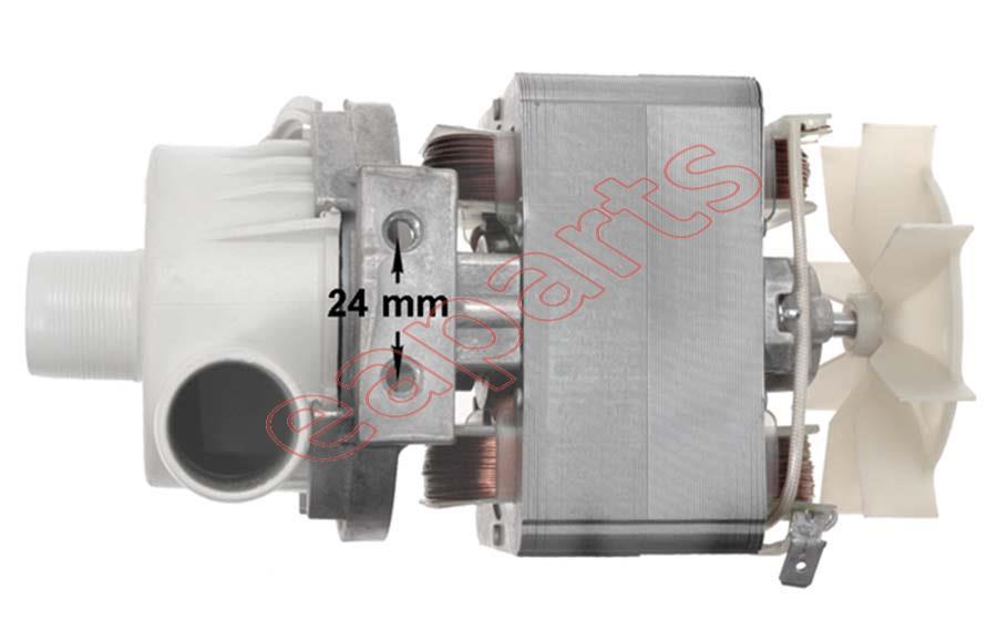 ... Αντλία (220volt 165watt) πλύσεως πλυντηρίου πιάτων παγομηχανής CARAD ΓΕΝΙΚΗΣ  ΧΡΗΣΗΣ 3fdc13fb1e6