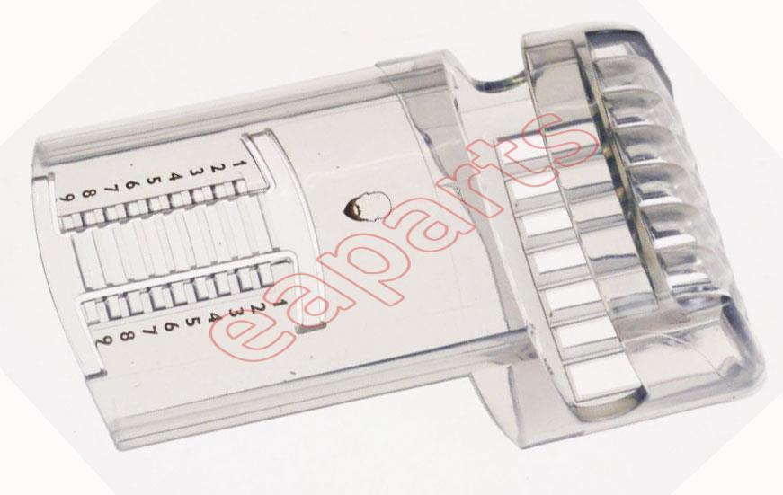 Χτενάκι (για το μούσι) κουρευτικής μηχανής PHILIPS (QG3190)  original(Κατηργημένο) fc63ebeedd6